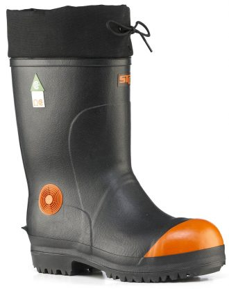 STC Beaufort CT&P Insulated Safety Rubber Boot