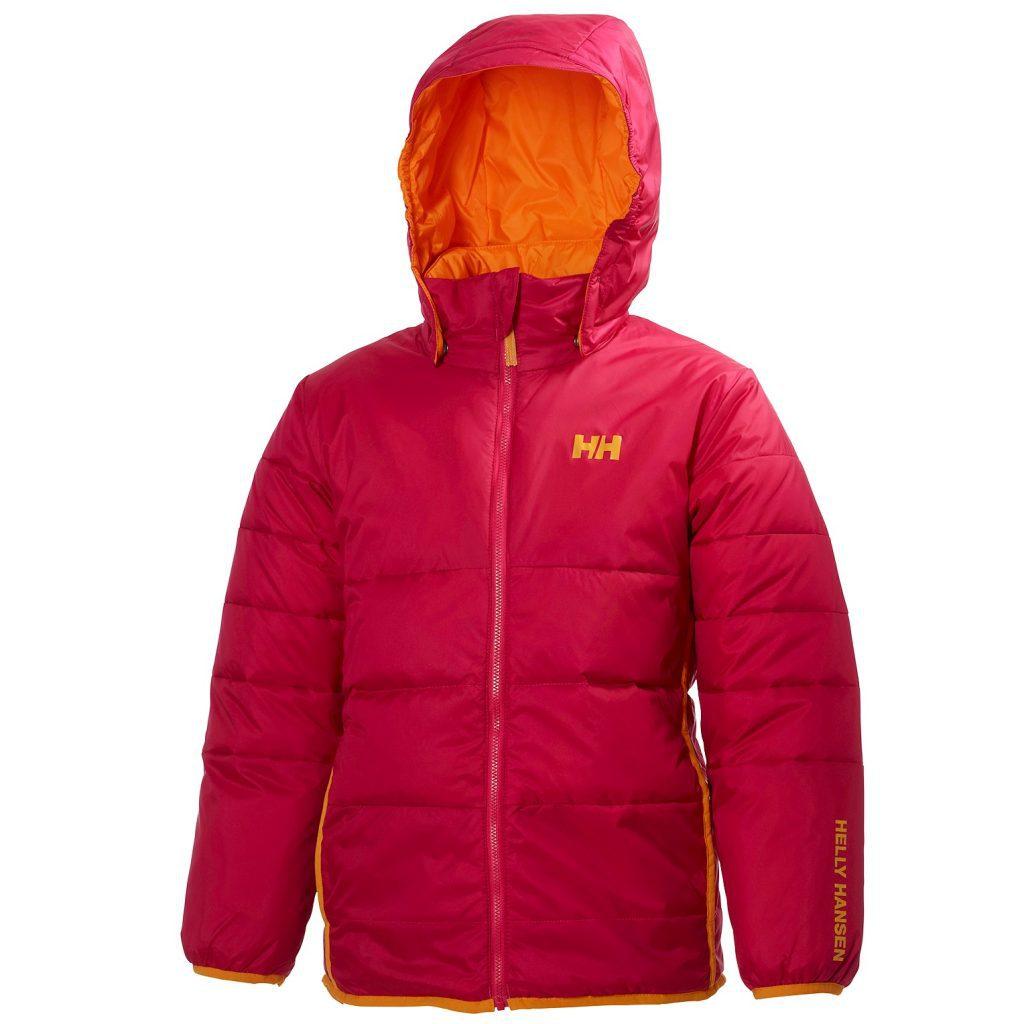 1875b3b8f Helly Hansen Down Reversable Jacket, Kids