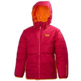 Helly Hansen Down Reversable Jacket, Kids